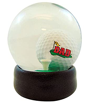 Waterglobe Golf Game #1 Dad Fathers Day Golfer Gift