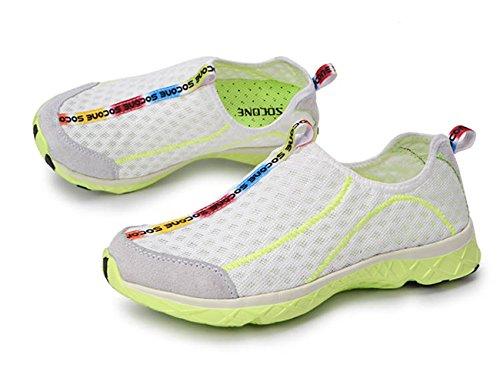Md Super Leggero Traspirante Uomini Scarpe Comode Scarpe Sportive Sneakers 40-44 Beige