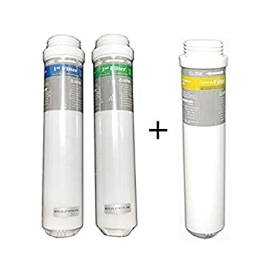 TYENT Rettin Compatible Replacement Ionizer Filter 1ST Filter +2ND Filter +Cleaning Filter for MMP5050/7070/9090/11T