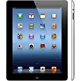 Apple iPad 4 with Retina Display Black (Wi-Fi + 4G Cellular)