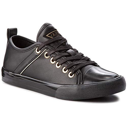 Chaussures Black black Noir Gymnastique De Femme Jolie Guess PqHWOw