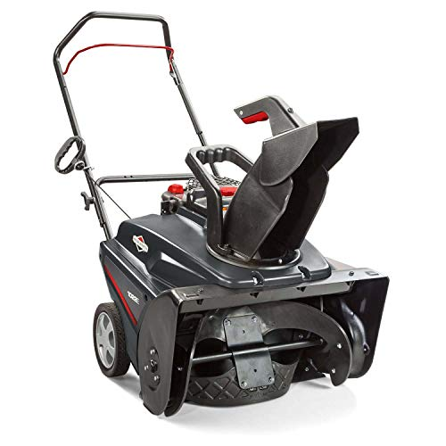 Briggs & Stratton 1696737 Single Stage Snow Thrower with 208cc Engine, - Stratton Single