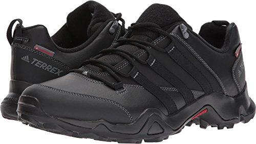 adidas outdoor Men's Terrex AX2R BETA CW Walking Shoe, Black