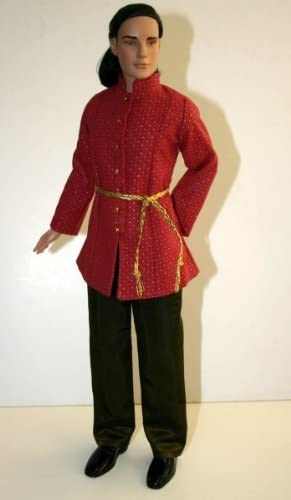 Shanghai Doll Clothes Sewing Pattern for Matt O/'Neill Tonner