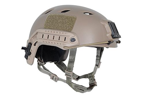 Tactical Airsoft ABS Maritime Helmet Color:Dark Earth Size:Medium to Large