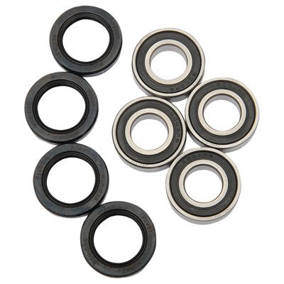 Pivot Works Front Wheel Bearing Kit for Honda TRX 90 1993-2006 by Pivot Works