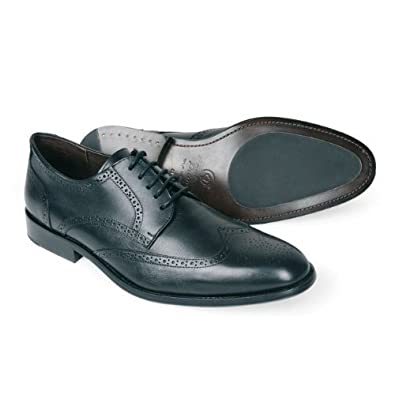 Herren Business Schuhe Anatomic Gel New Foz Black 45 EU