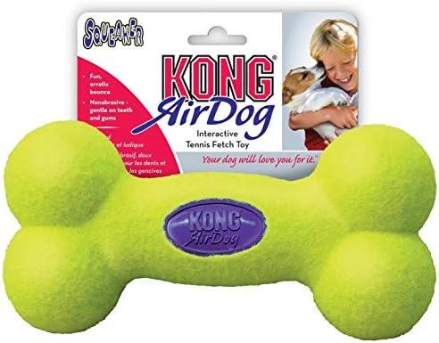Kong Dog Toys Air Squeaker Dumbell Small