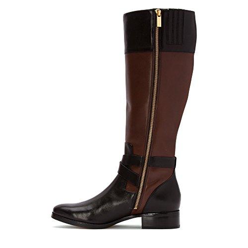 Michael Michael Kors Bryce Tall Boot Piel Botin Rodilla