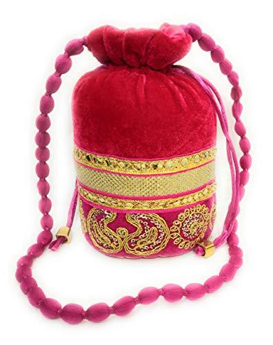Potli Gifts Pink Bag...