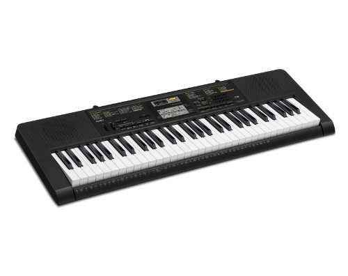 Casio CTK2400 61- Key Portable Keyboard with USB