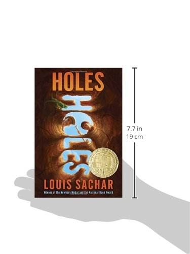 book report on holes Holes is a 1998 young adults novel written by louis sachar feel free to read a professionally written summary example of this book below.