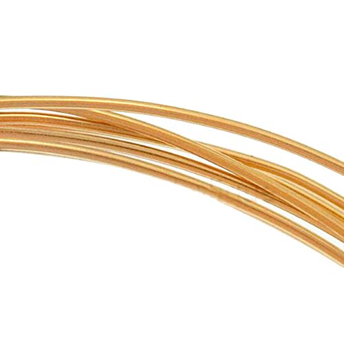 26 Gauge 14K Gold Filled14/20 Jewelry Wire 0.015
