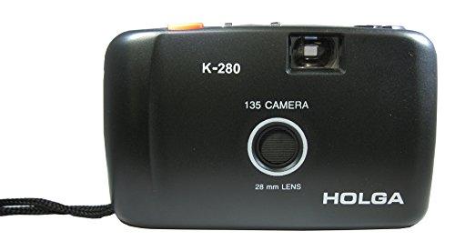 (Holga K-280 Plastic 135 (35mm) Camera with 28mm Lens)