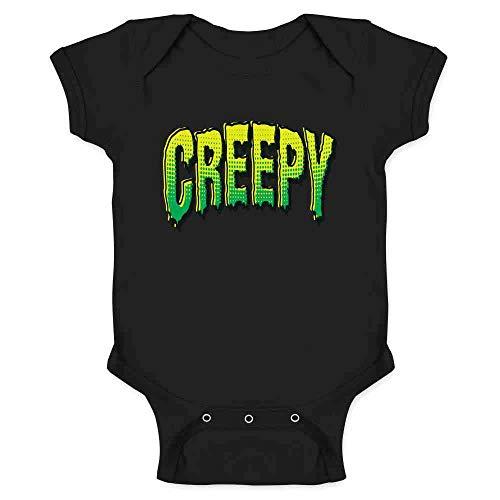 Pop Threads Creepy Retro Comic Text Halloween Costume