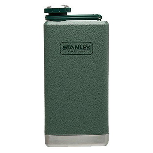 stanley-adventure-stainless-steel-flask-8oz-hammertone-green