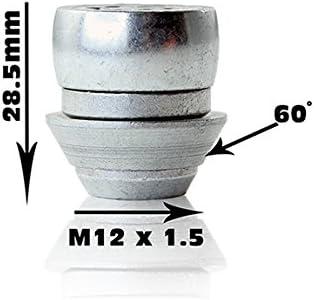 FRD-FOC-Mk2 HEYNER STILBLOCK dadi fissaggio ruota 980//5 M12x1,5