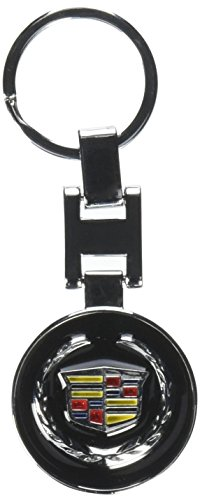 harvard-kid-premium-chrome-key-ring-key-chain-key-fobs-for-cadillac