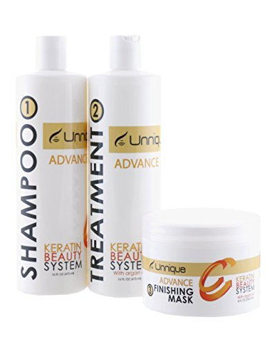Unnique Advance Keratin Treatment Kit by Unnique