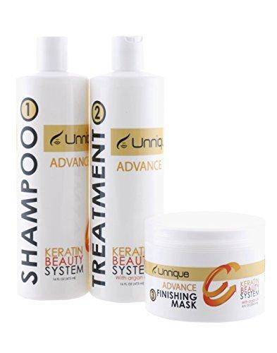 Unnique Advance Keratin Treatment Kit by Unnique