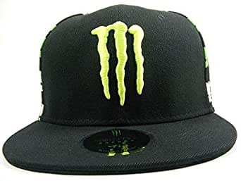 MONSTER III Cap - Monster Energy brand fitted fashion cap