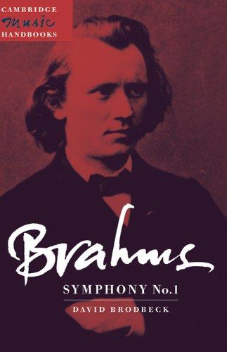 Brahms: Symphony No. 1 (Cambridge Music Handbooks) by Brand: Cambridge University Press