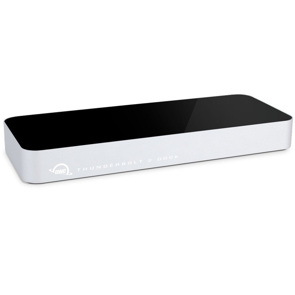 OWC 12 Port Thunderbolt 2 Dock with 1.0M Thunderbolt Cable Included by OWC