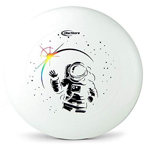 (Disc Space Discraft Ultra-Star 175g Ultimate Disc (USA Ultimate Approved) - White )