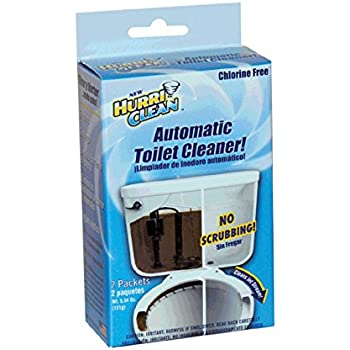 Amazon Com Hurriclean Automatic Toliet And Tank Cleaner