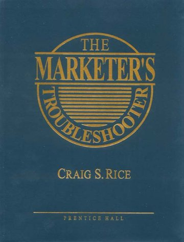 The Marketer's Troubleshooter pdf epub