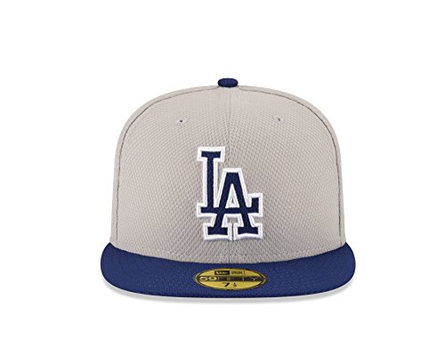 Dodgers Spring Training (MLB Los Angeles Dodgers Jr Diamond Era Road 59Fifty Baseball Cap, 6 3/4)