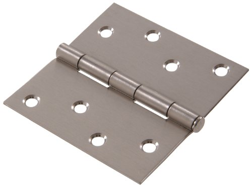 Hinge Residential Square Steel (The Hillman Group 852620 4