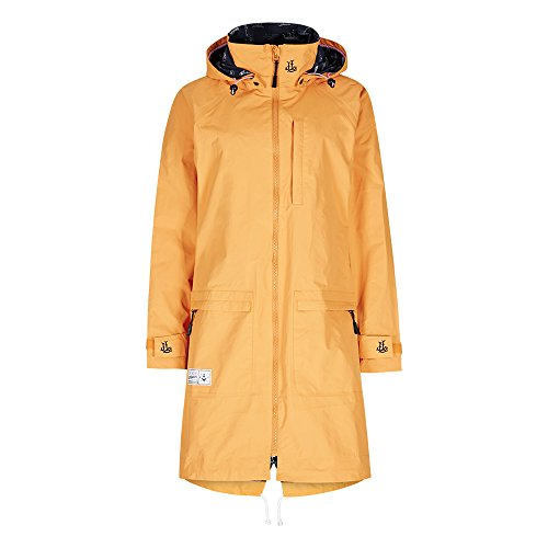 Lazy Jacks Ladies impermeable con palangre amarillo