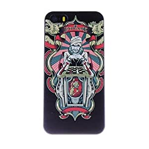 CL - Pattern Wizard Terrorist PC caso duro para el iPhone 5/5S