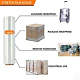 Stretch Shrink Film Wrap Rolls Industrial Strength