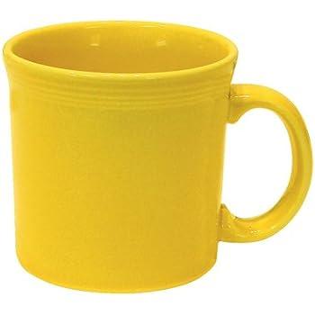 Amazon Com Iti Ceramic Tall Funnel Cup Coffee Mugs With