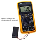 QTEATAK 5Pcs 2X 1.5V AA Battery Holder Case with