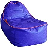 Sattva Rester Bean Bag Without Beans (Royal Blue)