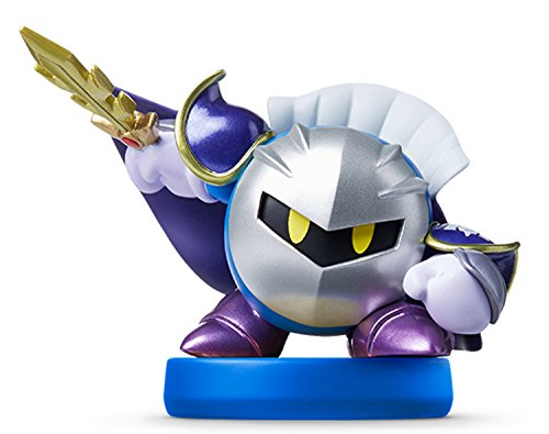Meta Knight Amiibo - Japan Import (Kirby Series)