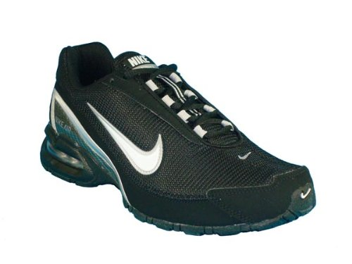 NIKE Air Max Torch 3 Men's Running Shoes (10 D(M) US, Black/White)