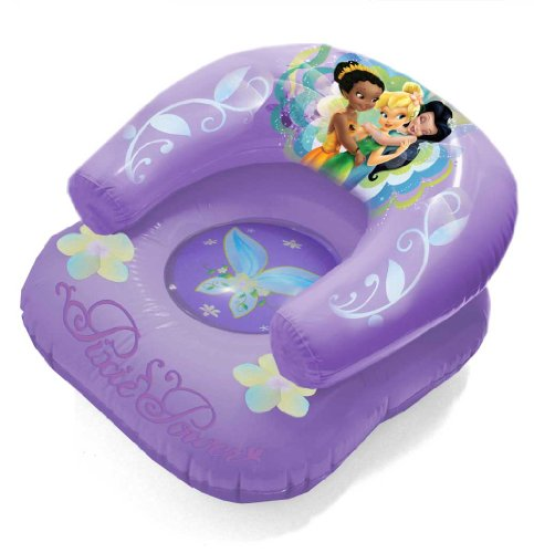 Disney Fairies Inflatable Chair (Disney Tinkerbell Lounge)