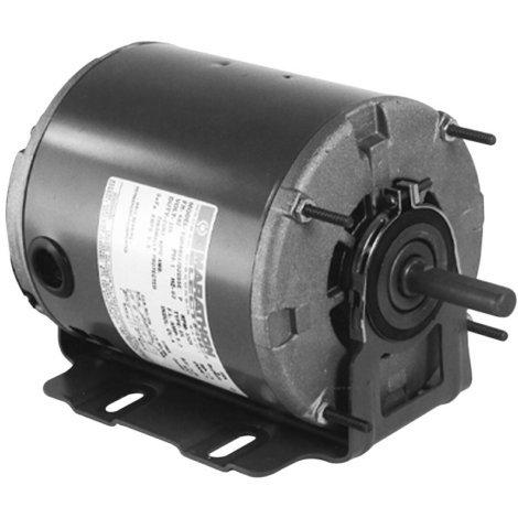 Marathon B208 Blower Belted Motor, 48Y Reversible Frame, 1/2 hp, 115V, 1725 rpm
