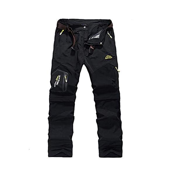 OEAK Pantalons de Travail Homme Cargo Pantalons Battle Homme Treillis Militaire Multi Poches Coton Chino Sport Outdoor…