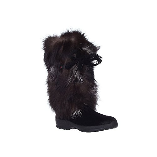 ot Boot, Black/Silver Fox, 39 EU/8-8.5 M US ()