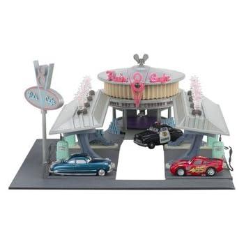 Disney Cars: Flo's V8 Café Playset