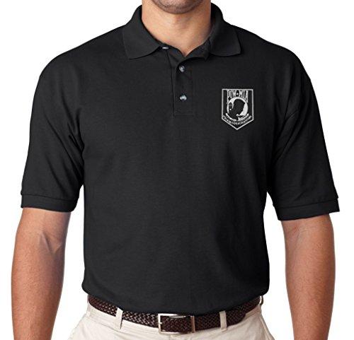 POW MIA Polo Shirt (XXL) -