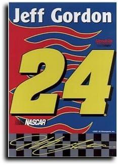 Jeff Gordon Nascar Banner