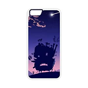 Howl's Moving Castle iPhone 6 4.7 Inch Cell Phone Case White yyfabd-244148