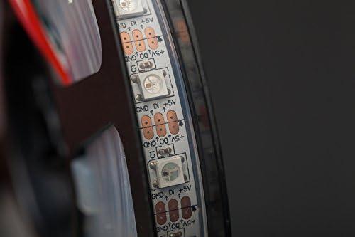 DFRobot Digital RGB LED Strip 60 LED - 3m weatherproof - DIY Maker Open Source BOOOLE