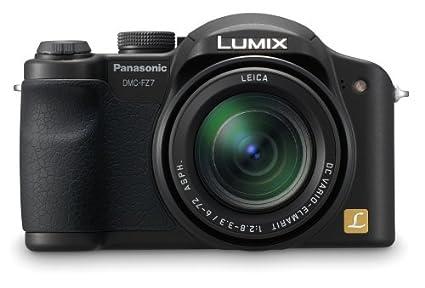 amazon com panasonic dmc fz7 6mp digital camera with 12x optical rh amazon com panasonic lumix dmc-fz7 service manual panasonic lumix dmc-fz7 manuale in italiano
